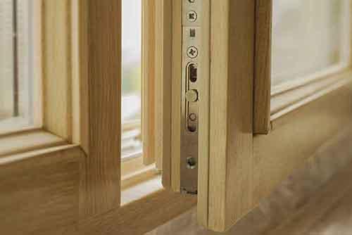 Деревянные евроокна - Уют Строй - срубы домов и бань