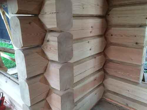 Материал Лафит - Уют Строй - срубы домов и бань