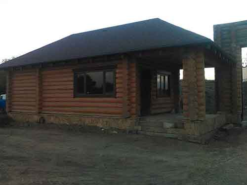 Строительство домов - Уют Строй - срубы домов и бань